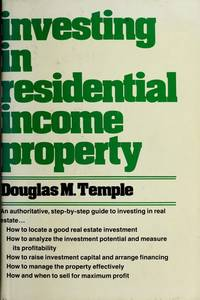 Investing In Residential Income Property