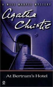 image of At Bertram's Hotel (Miss Marple Mysteries)