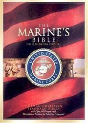 HCSB Marine's Bible Holman Bible Staff