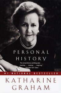Personal History by Katharine Graham - Paperback - from Cold Books and Biblio.com