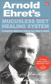 image of Mucusless Diet Healing System