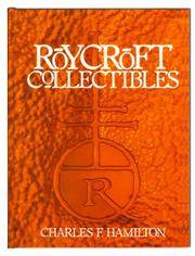 Roycroft Collectibles (Signed)
