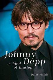 Johnny Depp. A Kind of Illusion