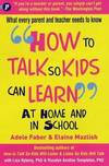 image of How to Talk So Kids Can Learn : At Home and in School