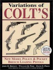 Variations Of Colt^s: New Model Police & Pocket Breech Loading Pistols