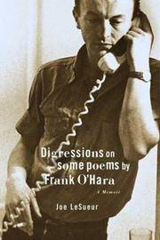 DIGRESSIONS ON SOME POEMS BY FRANK