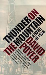Thunder on the Mountain: A Novel of 1936 (Hemlock County)