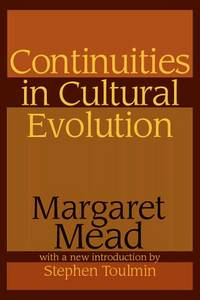 Continuities In Cultural Evolution