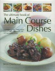 The Ultimate Book Of Main Course Dishes