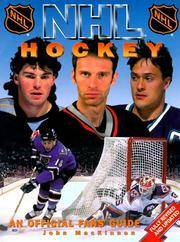 image of NHL Hockey: An Official Fan's Guide