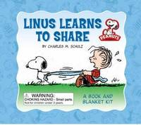image of Peanuts: Linus Learns to Share: A Book and Blanket Kit (Mega Kids Kits)