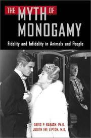 THE MYTH OF MONOGAMY FIDELITY AND INFIDELITY IN ANIMALS AND PEOPLE (HB 2001)