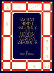 ANCIENT HINDU ASTROLOGY FOR THE MODERN WESTERN ASTROLOGER (q)