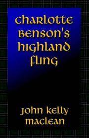 Charlotte Benson's Highland Fling