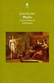 image of Phaedra: A Version of Racine (Faber Plays)