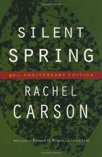 Silent Spring by  Rachel Carson - First Edition - from Twice Sold Tales (SKU: 6BK-DGV-WQ9)