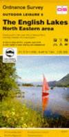 image of The English Lakes - North Eastern Area - Ordnance Survey Outdoor Leisure Maps 5: English Lakes - North Eastern Area Sheet 5