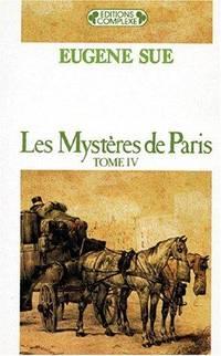 image of Les mysteres de Paris (Les romans terribles) (French Edition)