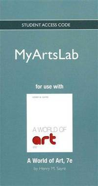 New Myartslab -- Standalone Access Card -- For the Humanities, Volume 1