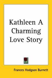 image of Kathleen: A Charming Love Story