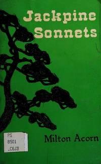 Jackpine Sonnets: Poems
