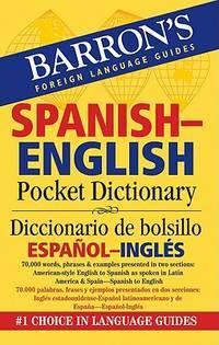 Barron's Spanish-English Pocket Dictionary / Diccionario de Bolsillo Espanol-Ingles...