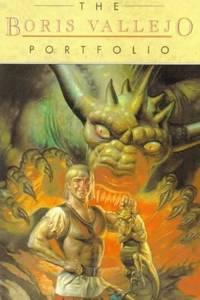 THE BORIS VALLEJO PORTFOLIO DRAGON'S WORLD