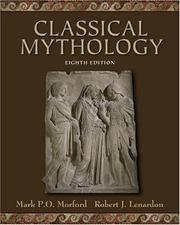 image of Classical Mythology