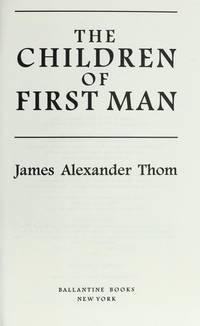 The Children of First Man
