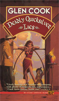 Deadly Quicksilver Lies (Garrett Files)