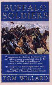 Buffalo Soldiers (Black Sabre Chronicles)