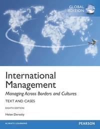 image of International Management