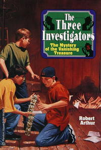 The Three Investigators In the Mystery Of the Vanishing Treasure
