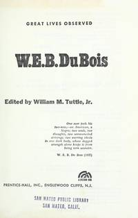 W.E.B. Du Bois (Great Lives Observed)