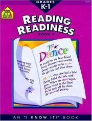 READING READINESS K-1, BOOK 2