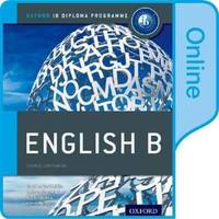 IB English B Online Course Book: Oxford IB Diploma Program