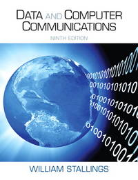 Data and Computer Communications by  William Stallings - Hardcover - from SGS Trading Inc and Biblio.com