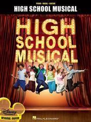 High School Musical - Alto Sax