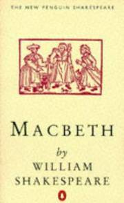 image of Macbeth (Penguin) (Shakespeare, Penguin)
