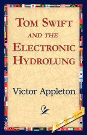 Tom Swift and the Electronic Hydrolung by  Victor II Appleton - Paperback - from Russell Books Ltd and Biblio.com