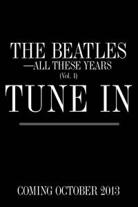 image of Tune In: The Beatles - All These Years, Vol. 1