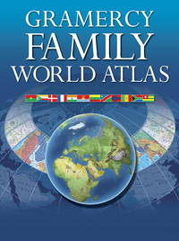 Gramercy Family World Atlas - Used Books