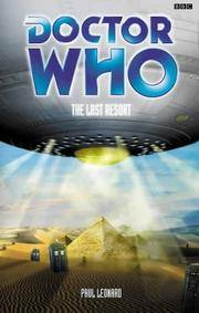 image of Doctor Who: The Last Resort (Doctor Who (BBC Paperback))