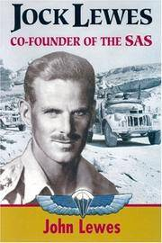JOCK LEWES : Co-Founder of the SAS