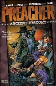 Preacher Ancient History
