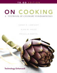 """On Cooking: A Textbook of Culinary Fundamentals """"To Go"""" (5th Edition)"""