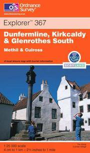 image of Dunfermline, Kirkcaldy and Glenrothes South: Methil and Culross (Explorer S.)