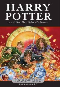 Harry Potter and the Deathly Hallows by Rowling, J.K. ( Author ) ON Feb-10-2007, Hardback