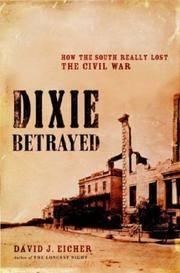 Dixie Betrayed