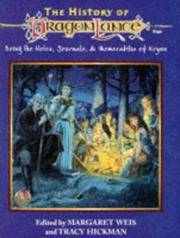 The History of Dragonlance: Being the Notes, Journals, and Memorabilia of Krynn
